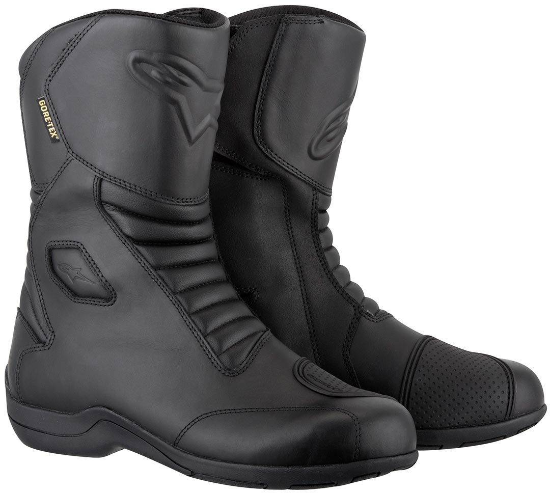 Alpinestars Web Gore-Tex Motos botas 2014 Negro 37