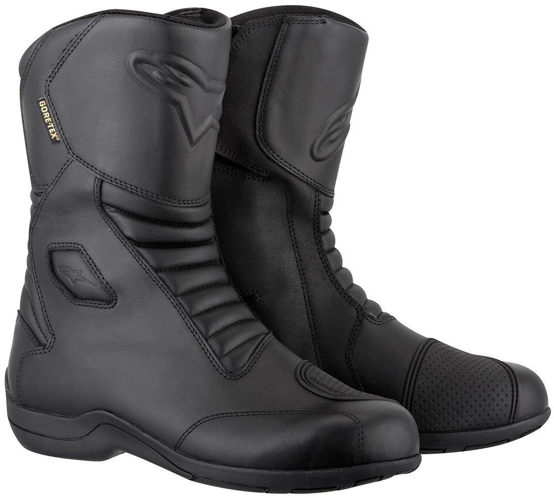 Alpinestars Web Gore-Tex Motos botas 2014 Negro 47