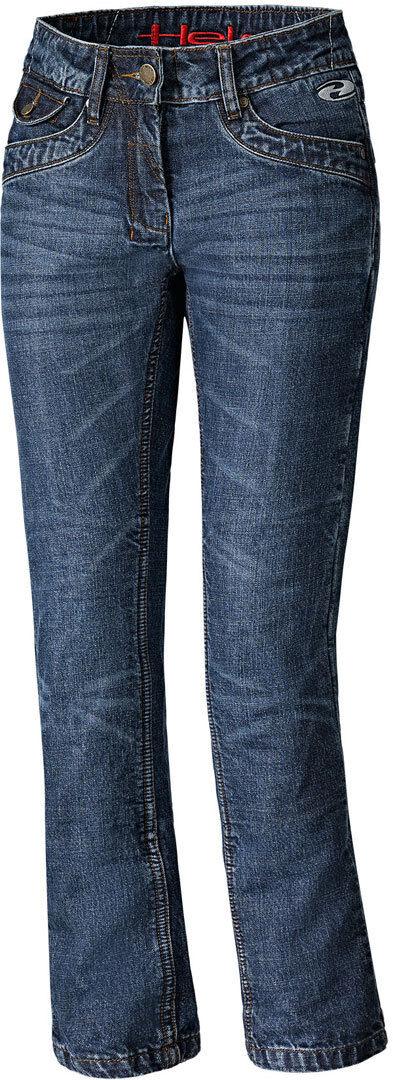 Held Crane Denim Pantalones vaqueros de las señoras motos Azul 32