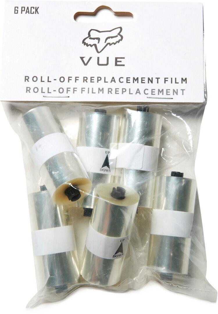 Fox Vue Roll Off Film 6PK Rollo de película transparente un tamaño