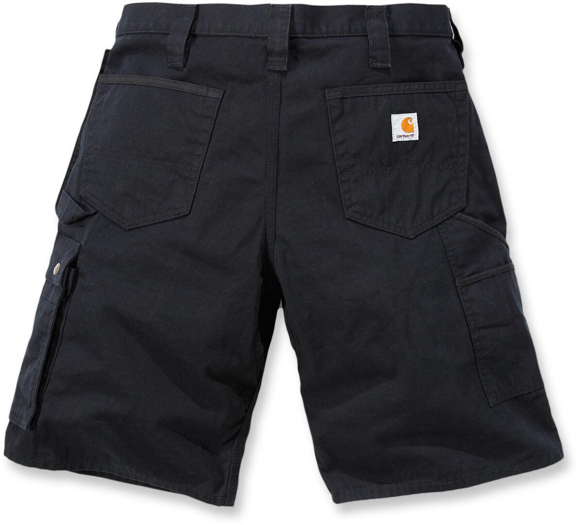 Carhartt Multi Pocket Ripstop Pantalones cortos Negro 38