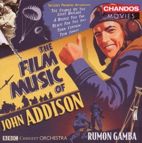 BBC Concert Orch. Musica De Peliculas -John Addison