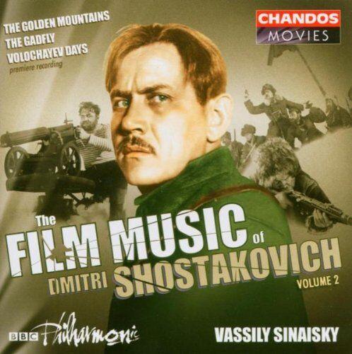 BBC Philharmonic Musica Para Peliculas (V.Sinaisky)