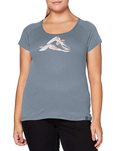 MILLET Tana TS SS T-Shirt, Womens, Flint, S