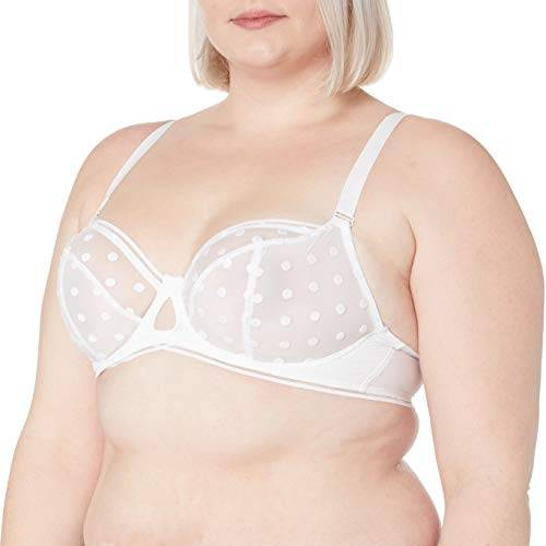Curvy Kate Top Spot Pantalones Cortos de Mujer, Blanco (White White), 48