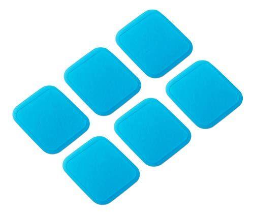 Beurer 648.50 - Set electrodos 6 unidades para EM50 (648.49), color azul