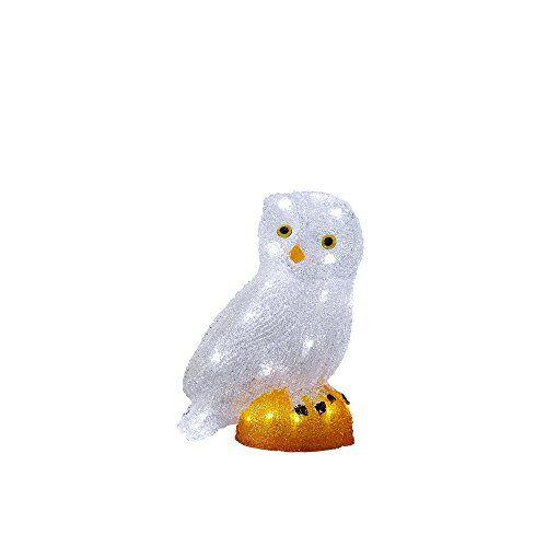 Konstsmide Figura acrílica con luz LED