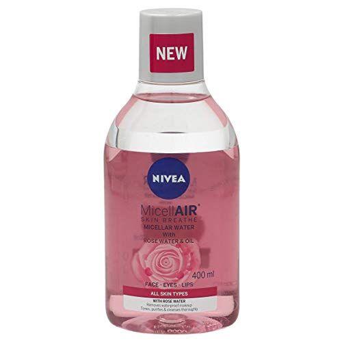 Nivea Micell Air Rose Water 400 ml