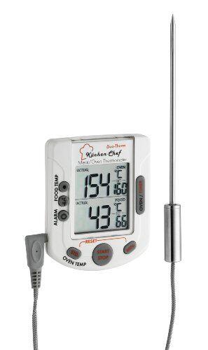 TFA Termómetro Digital para rustidos y Carne