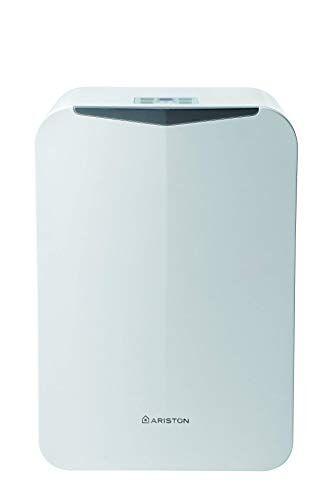Ariston DEOS 11 1.5L 39dB Color blanco - Deshumidificador (5-35 °C, 325 mm, 170 mm, 478 mm, 9,5 kg, 385 mm)