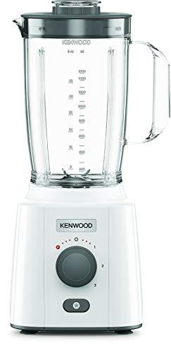 Kenwood Ken Wood B Lend-x Fresh B LP41.A0 WH - Batidora de Vaso (650 W, 2 L de capacidad, función picado de hielo)