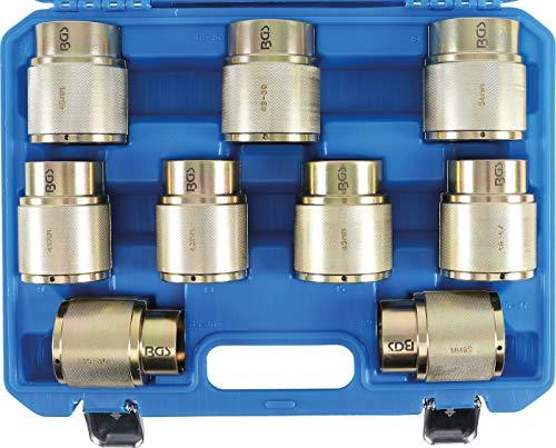 BGS technic BGS 8474   Juego de herramientas de impulsión de las juntas de las horquillas de las motos   9 piezas