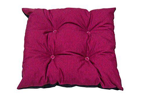JARDIN PRIVE Asiento de Silla Colors- Copos Frambuesa 38x 38x 8cm 009495