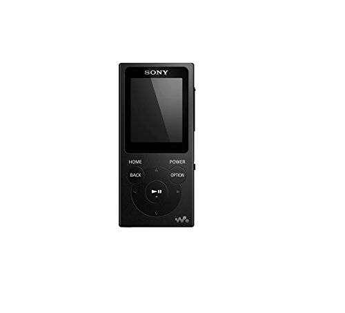 sony mp3 de 4 go noir