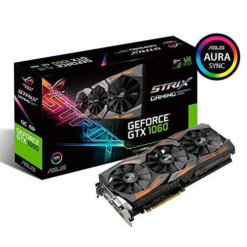 Asus ROG STRIX GTX 1060 A6G Gaming 6GB GDDR5
