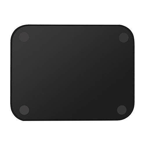 idalinya Adaptador de Audio inalámbrico Bluetooth, Divisor de Audio Negro, 3,5 mm para Ver películas para Escuchar música