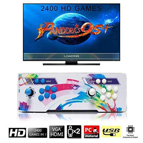SeeKool Pandora's Box 9s+ Multijugador Arcade Game Console