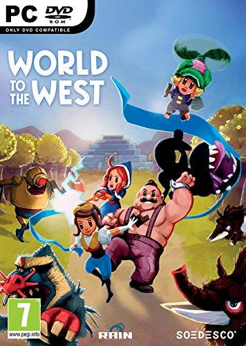 Avance World To The West