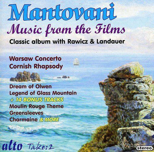 Rowicz Mantovani: Música De Películas