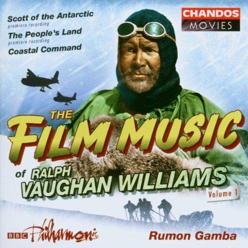 BBC Philharmonic Musica De Peliculas Vol.1-Rumon Gamba-