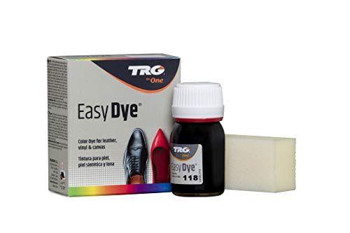 TRG The One Tinte para calzado y complementos de piel TRG Easy dye # 118 Negro 25ml