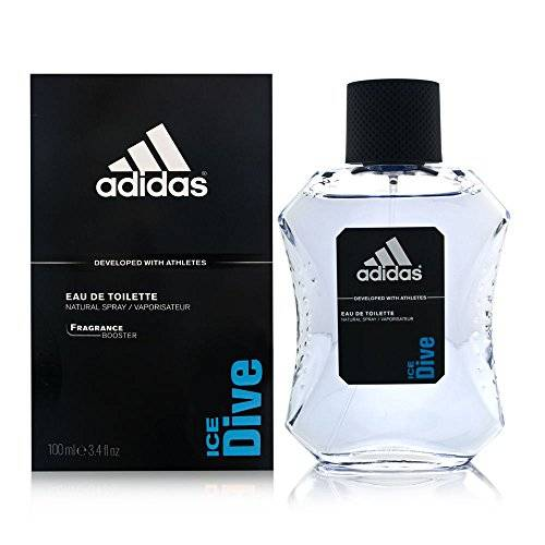 Adidas ICE DIVE by Adidas EDT SPRAY 3.4 OZ for MEN by adidas
