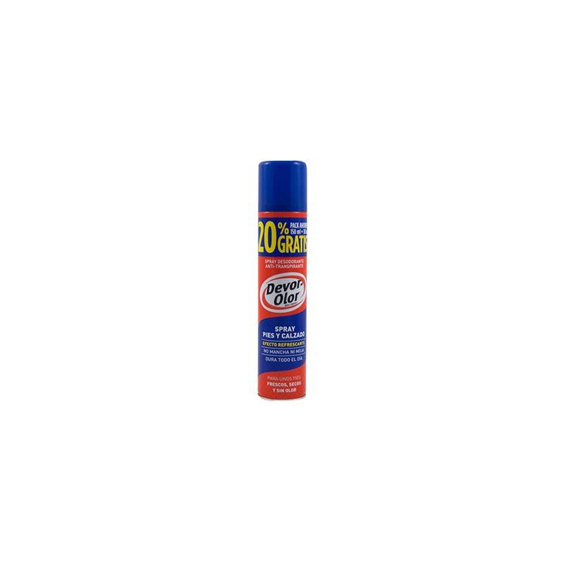 Devor Olor Devor-Olor Spray Pies Y Calzado 180ml