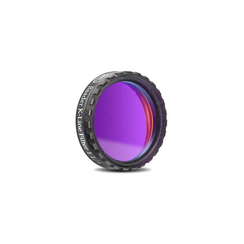 Baader Filtro K-Line, 1,25'' (con película fotográfico 3,8 astrosolar, 200x290mm)