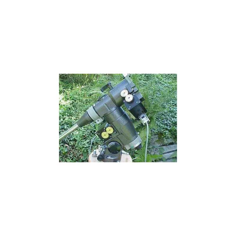 Astro Electronic Juego de motor para monturas Vixen SP, GP(-DX) GPD2 y Bresser EQ-4/EQ-5