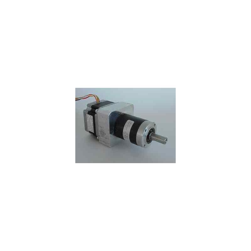 Astro Electronic Motor de paso SECM4, con engranaje planetario de dos marchas 40:1