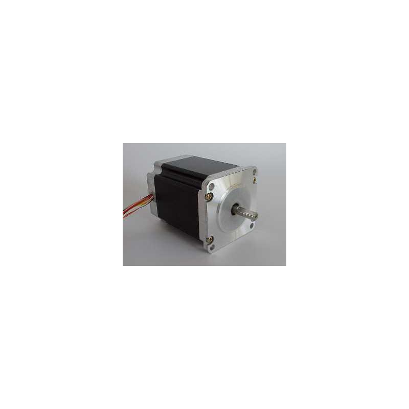 Astro Electronic Motor de paso SECM8, con engranaje planetario de dos marchas 12:1