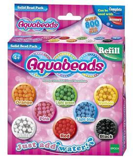 Aquabeads Perushelmipakkaus yli 4-vuotiaille