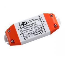 Axxel LED-muuntaja 6-10W 350mA 180V-264V Triac himmennettävä