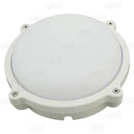 Lexxa LED-yleisvalaisin 6 W pyöreä Alumiinirunko, IP44