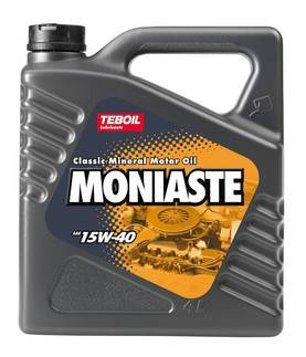 Teboil Moniaste SAE 15W-40 4 l