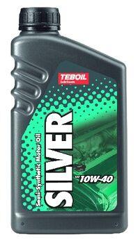 Teboil Silver SAE 10W-40 1 l