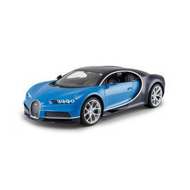 Radio-Ohjattava Auto Bugatti Chiron 1:14 Sininen