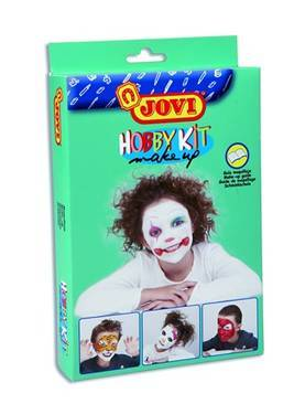 Jovi Kasvoväripakkaus Jovi Hobby Kit