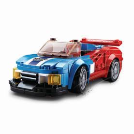 Rakennuspalikat Carclub Series Perhonen