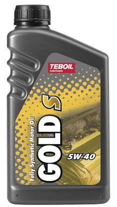 Teboil Gold S 5W-40 1 l