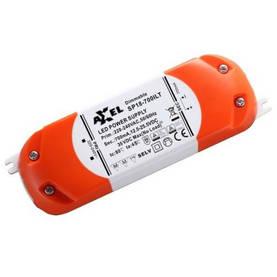 Axxel LED-muuntaja 9-18W 700mA 180V-264V Triac himmennettävä