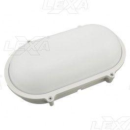 Lexxa LED-valaisin Lexxa 20W ovaali Saunaan ja kosteisiin tiloihin