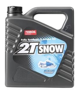 Teboil 2T Snow 4 l