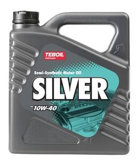 Teboil Silver SAE 10W-40 4 l