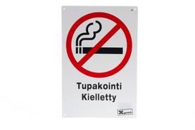 Xpert Opaste Tupakointi kielletty 20 x 30 cm