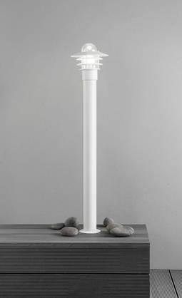 Airam Käpylä mini p 1100 ip44 e27 60w, valkoinen