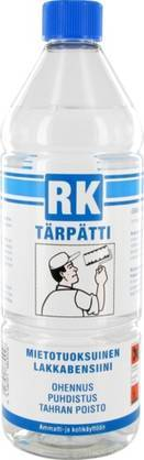 RK Lakkabensiini aromaattivapaa RK 1 l