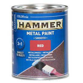 Maston Metallimaali Hammer sileä 750 ml pun.