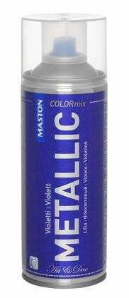 Maston Spraymaali Maston Metallic 400 ml violetti
