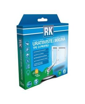 RK Uratiiviste ikkuna valkoinen 8 mm x 10 m